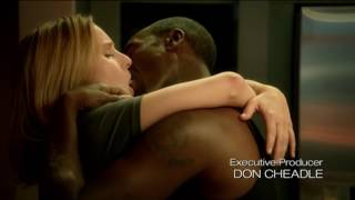 Interracial kiss - House of Lies 3