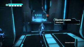 Tron Evolution Gameplay for PC HD High Graphics