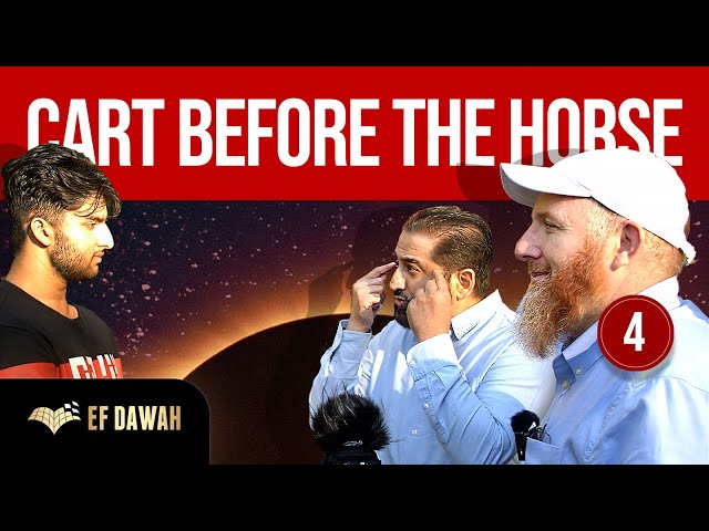Don't Put the Cart Before the Horse   Part 4 of 4