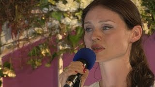 Sophie Ellis-Bextor covers Jolene in the BBC Music Tepee at Glastonbury 2014