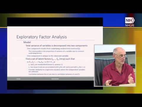 (Factor) Analyze This: PCA or EFA - Sam Woolford
