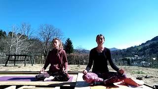 Respiration yogique complète