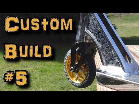 |Building A Complete scooter| Ep5