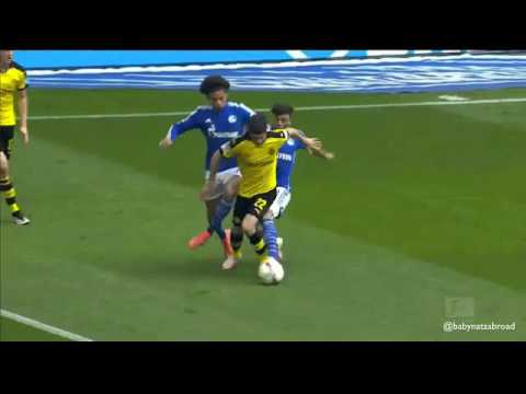 Pulisic vs. Schalke