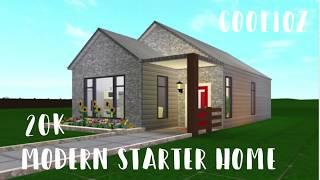 ROBLOX | Modern Starter Home 20k