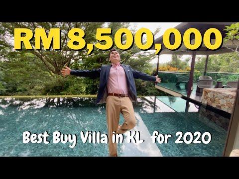 Best Buy Villa 2020 | Freehold Land - Kuala Lumpur | Malaysia Real Estate || Chris Lee Properties