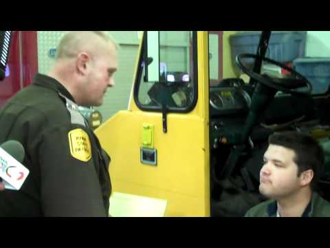 ARIDE Officer Training in Storm Lake 4-20-11