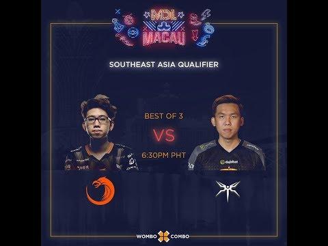 TNC vs Mineski Game 1 Finals (BO3) | MDL Macau