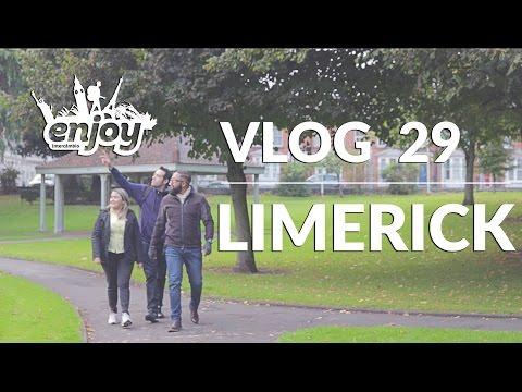 Carreira de Contador em Limerick, Irlanda | Enjoy Vlog 29 | Fernando & Adaiani