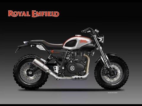 Royal Enfield Himalayan : Cobra Scrambler - YouTube