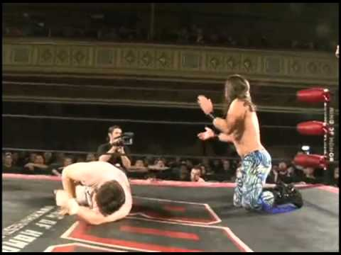 Final Battle 2009: Kevin Steen & El Generico vs the Young Bu