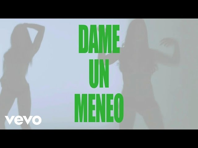 Fito Blanko - Meneo (Official Lyric Video)