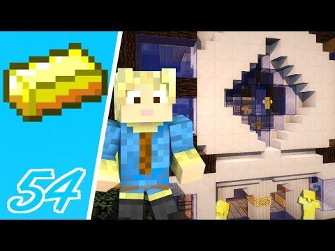 Dansk Minecraft - Pengebyen #54: DYRESTE HUS!!