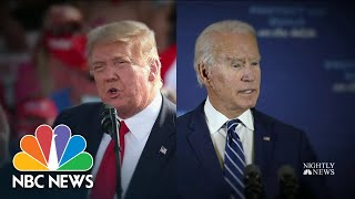 President Trump To Visit 5 States Over 3 Days   NBC Nightly News