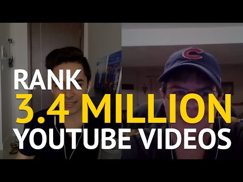 How Holly Starks Ranked 3.4 million YouTube Videos