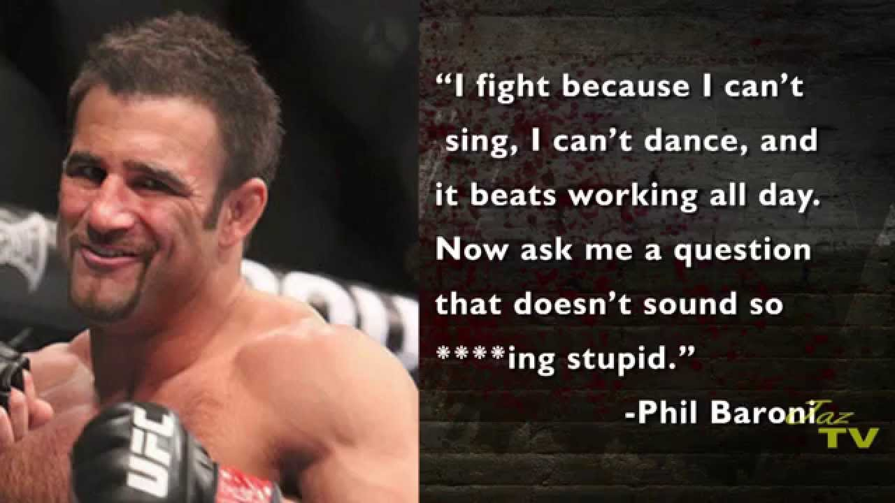 Mma Quotes Mma Overdrive 23 Funny Quotes Part Three  Youtube