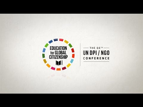 The 66th UN DPI/NGO CONFERENCE CLOSING SESSION VIDEO