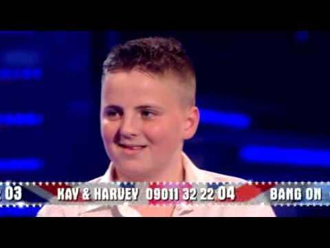 HQ. Andrew Johnston - Semi Final - Britain's Got Talent 2008