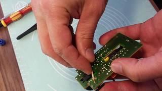Ремонт компьютерной мыши 2X Quick Mouse (Неисправна кнопка)