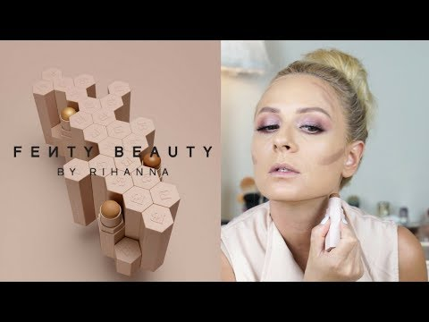 Δοκιμάζω Fenty Beauty by Rihanna | Gina