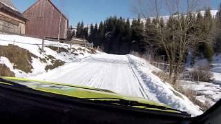 Ралi Зимовi Вершини 2015 | СУ 2 Плай -1