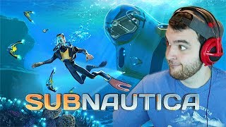 A New Beginning. (Subnautica First Playthrough)