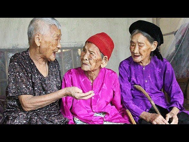 Ba chị em trên 100 tuổi ở Nghệ An tiết lô bí quyết sô'ng th,ọ đầy bất ngờ - Tin Tức Mới