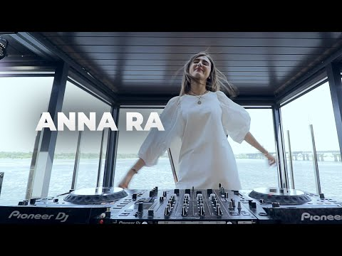 ANNA RA - Live @ Radio Intense Kyiv 23.06.2020 // Melodic Techno & Progressive House Mix