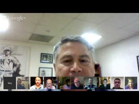 Sports Marketing Hangout with Tony Ponturo