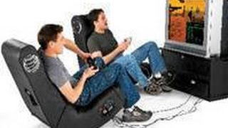 How To Set Up An X Rocker Gaming Chair