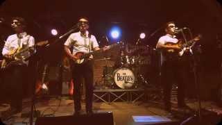 2015.6.26 @ Cavern Beat ザ・ビートルズ日本公演ステージ 1966年6月30...