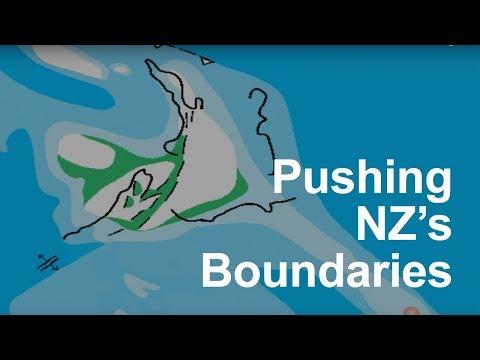 Pushing New Zealand's Boundaries
