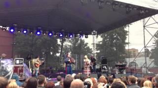 27 Июля 2013 · г. МОСКВА, ПОЛЕ-MUSIC. ПЕЛАГЕЯ И ЮРИЙ ЩЕРБАКОВ