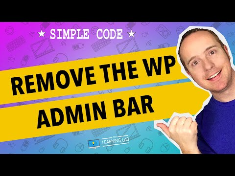 WordPress hide post admin menu