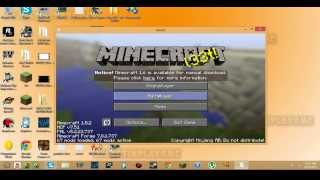 Repeat youtube video How to Download and install Cracked Tekkit , Hexxit and Technic Launcher!!