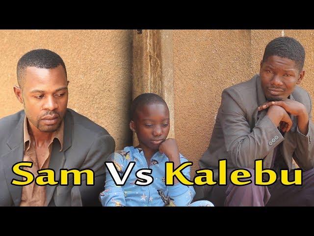 Sam vs Kalebu - Funniest Luganda Comedy skits.