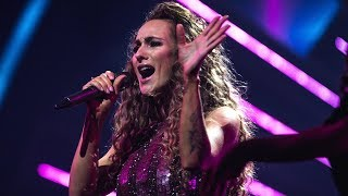 Leeloo - That Vibe | Dansk Melodi Grand Prix 2019 | DR1