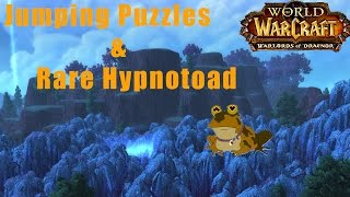 World of Warcraft | Jumping Puzzles & Hypnocroak (Futurama Easter Egg 60fps)