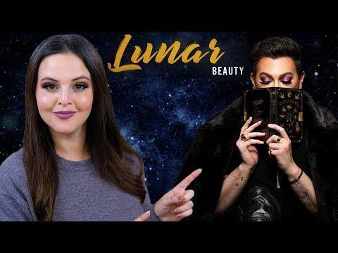 Actually Good??? Lunar Beauty Moon Spell Palette Review! | Jen Luvs Reviews
