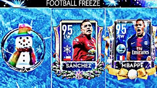 IS IT POSSIBLE TO GET FREEZE MASTERS FOR FREE ! Sanchez and Mbappe ! Master pack opening fifa Mobile