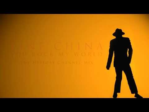 Michael Jackson & Chris Brown - Fine China/You Rock My World Mix