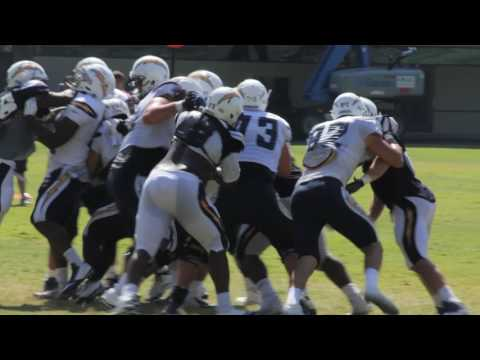 Chargers Training Camp - Day 5 Highlights