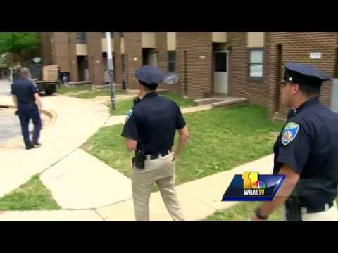 Video: Police search for info in 97-year-old man's killing
