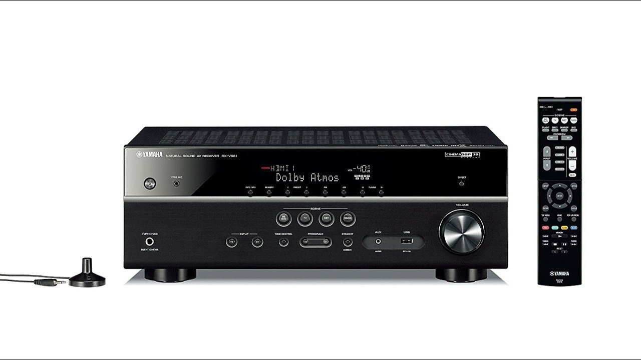 Yamaha RX V583 Full Review Issues Gotchas and Experience