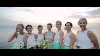 Gemma + Nathan Scroop - Cocoon Beach Club, Seminyak - July 2015
