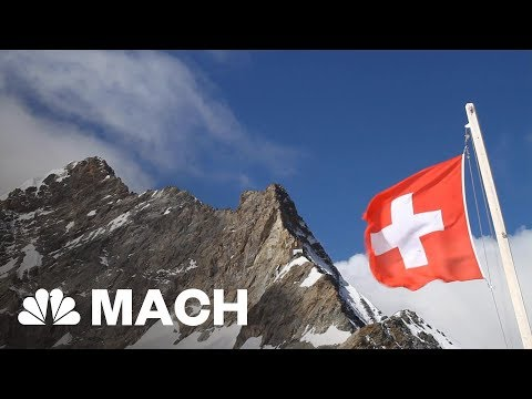"""It's Official, Switzerland Is Fast Becoming A """"Crypto-Nation""""   Mach   NBC News"""