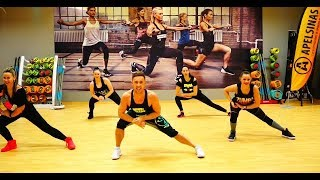 ZUMBA FITNESS - COOL DOWN - Sam Smith Normani - Dancing With A Stranger