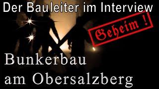HITLERS BUNKERINGENIEUR IM INTERVIEW - JOSEF PRETZL BERICHTET