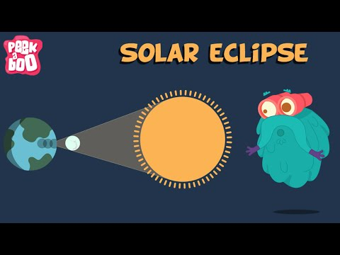 Solar Eclipse | The Dr. Binocs Show | Learn Series For Kids