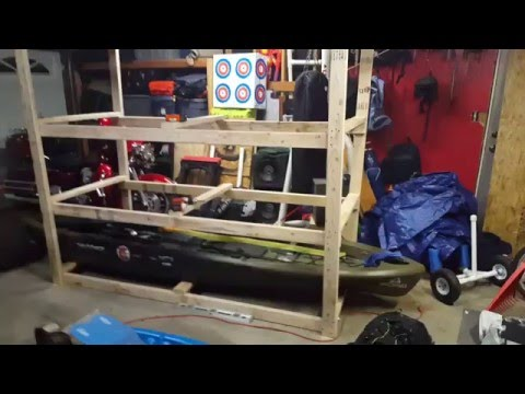 diy-kayak-storage